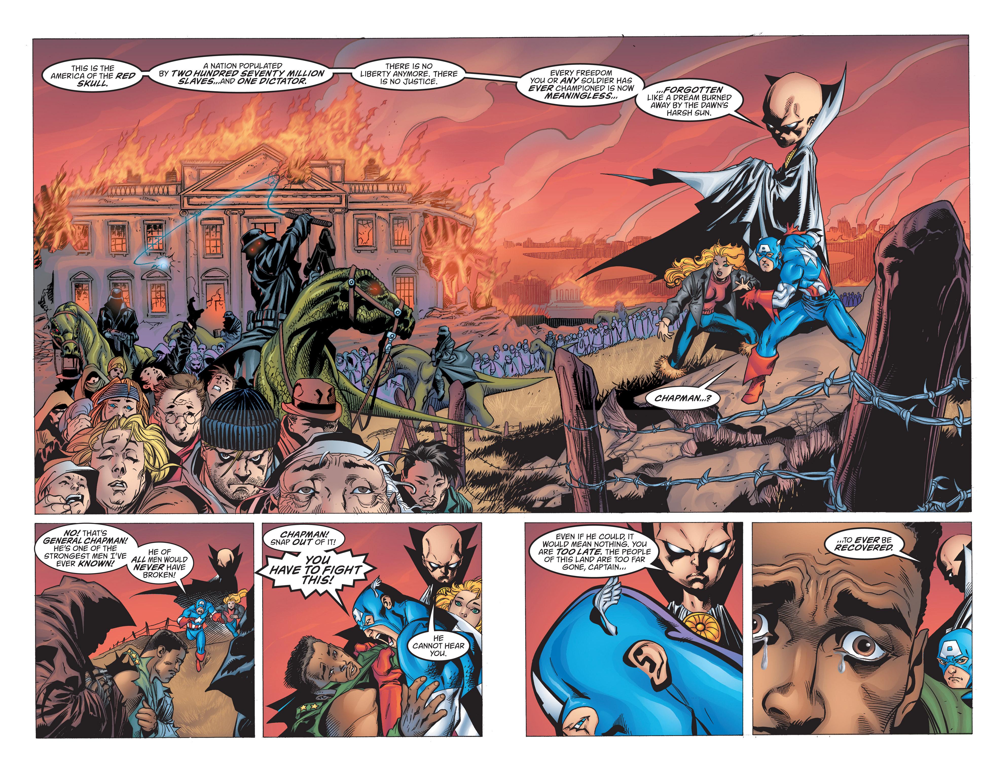 Captain America (1998) Issue #15 #21 - English 21