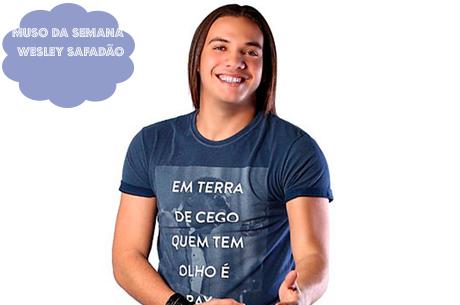 Wesley Safadão no começo de carreira (foto: divulgação)