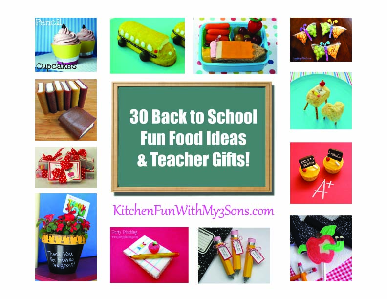 30 back to school fun food gift ideas kitchen fun for Kitchen gift ideas under 30