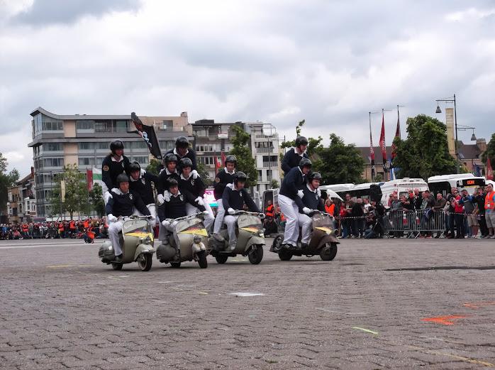 EUROVESPA  HASSELT  2013