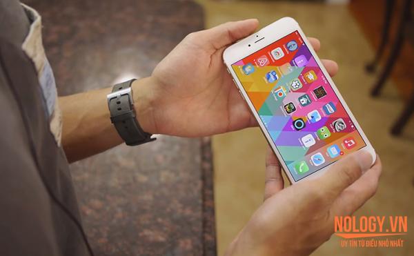 Hướng dẫn phân biệt Iphone 6 plus lock hay quốc tế