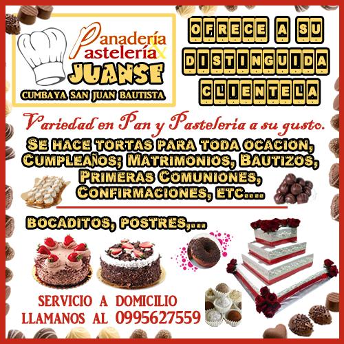 PANADERIA Y PASTELERIA JUANSE