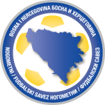 National Footbal Team Logo Bosnia-Herzegovina PNG