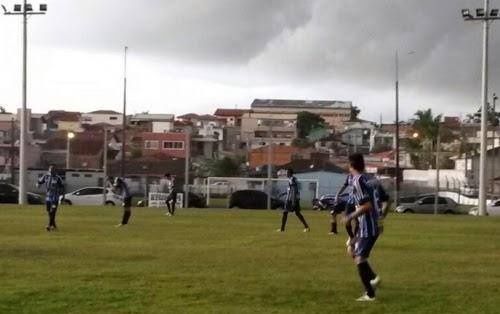 Grêmio Cachoeira goleia Juventus por 6 a 0 na primeira rodada da Copa RIC Interligas 2015