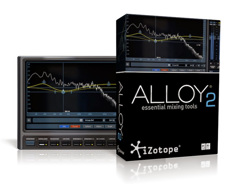 Vst Treasures: iZotope Alloy 2 FULL for mac and pc