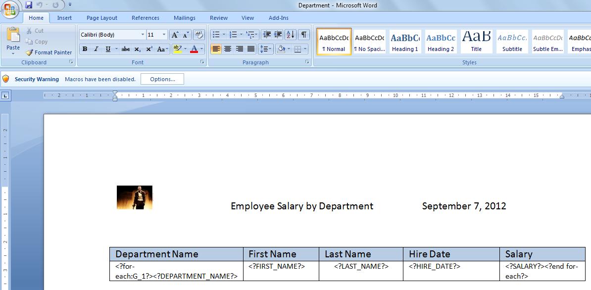 OBIEE Practicals: CREATING REPORTS USING RTF TEMPLATE IN BI ...