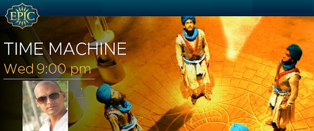 'Time Machine' Epic Tv New Show Wiki Plot  Timing   Promo   Star-Cast   Music