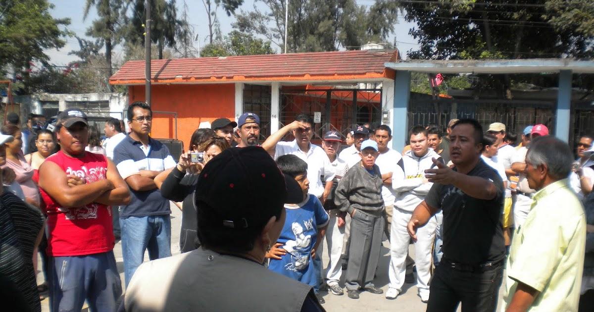 Cronista de tultitl n vecinos de lecheria exigen cerrar for Mural de la casa del migrante