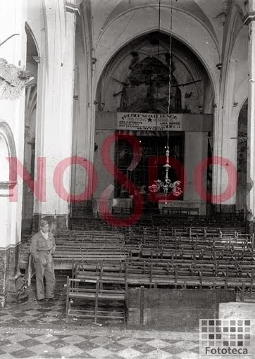 Parroquia San Bartolomé. 1936
