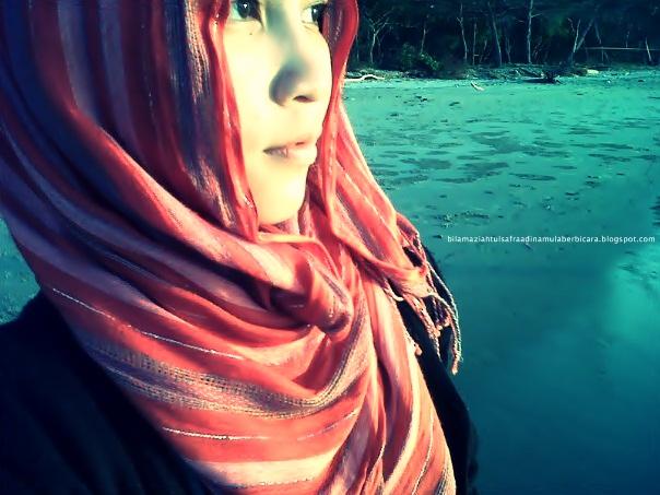 Suara hati.Maziahtul Safraa Dina