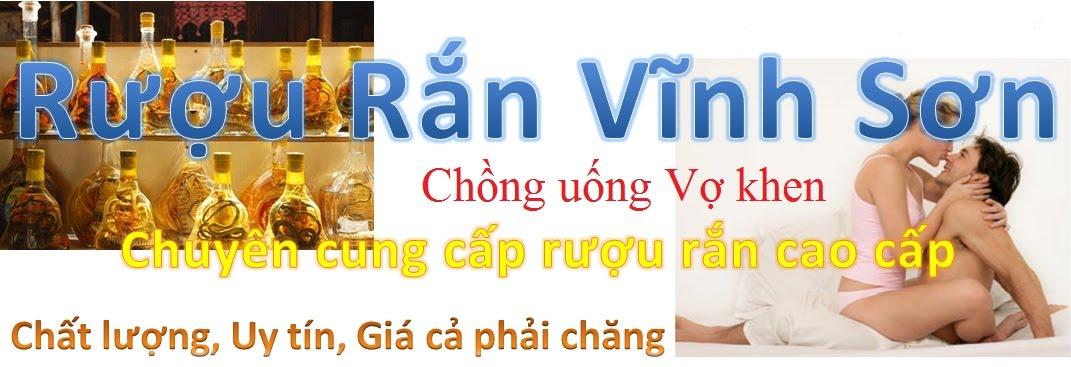 Rượu Rắn Vĩnh Sơn