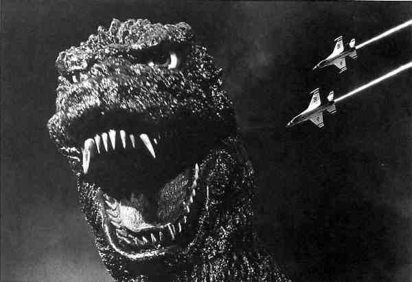 Lone Star State of Mind: Godzillapalooza #16: Godzilla ...