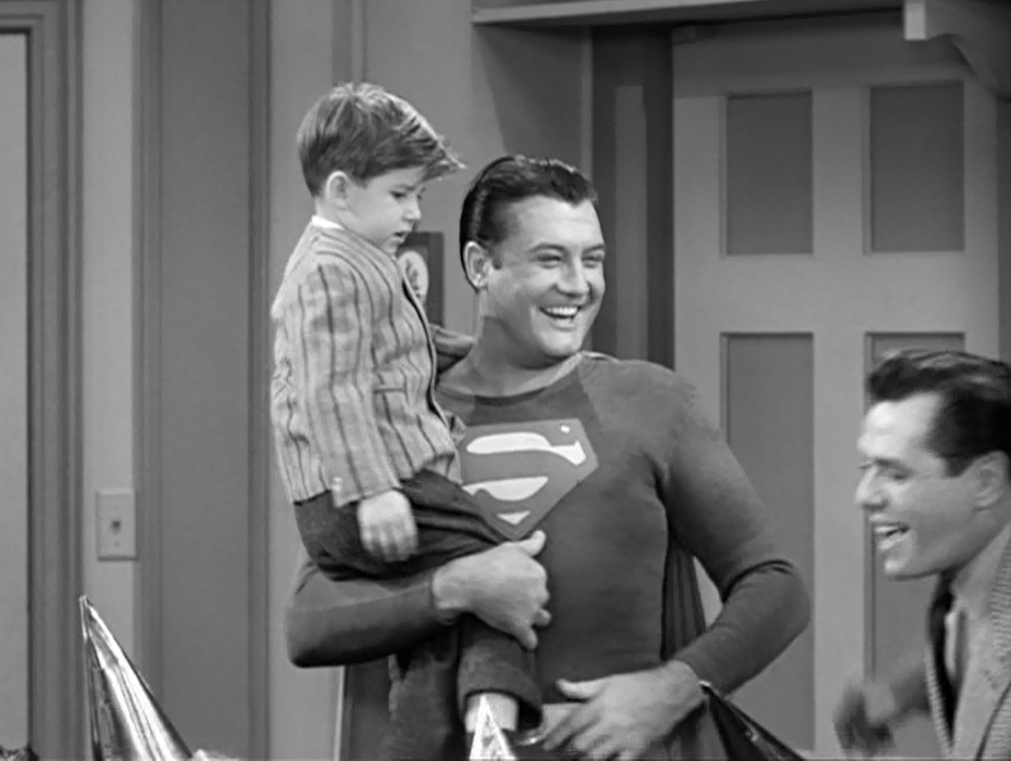 Blueprints For Delinquency Lucy And Superman I Love Lucy