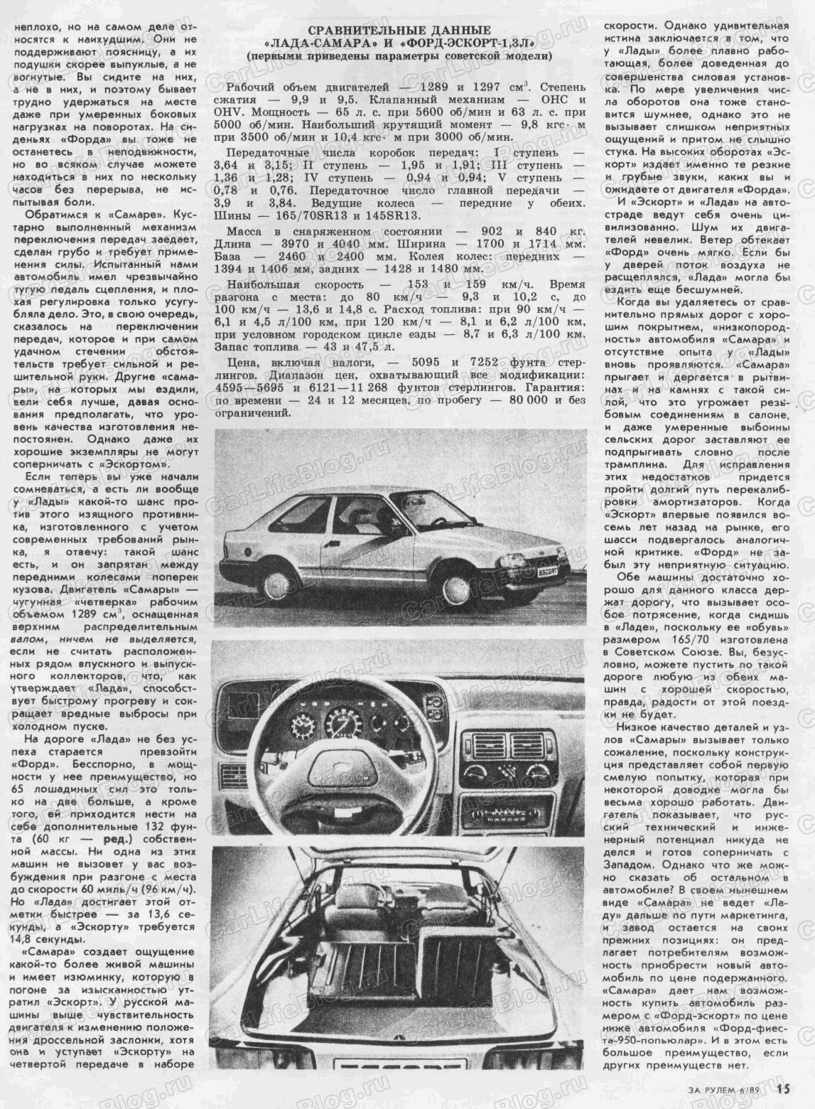 Журнал ретро авто 6