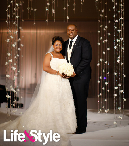 Sherri Shepherd & Lamar Sally's Wedding Pics !