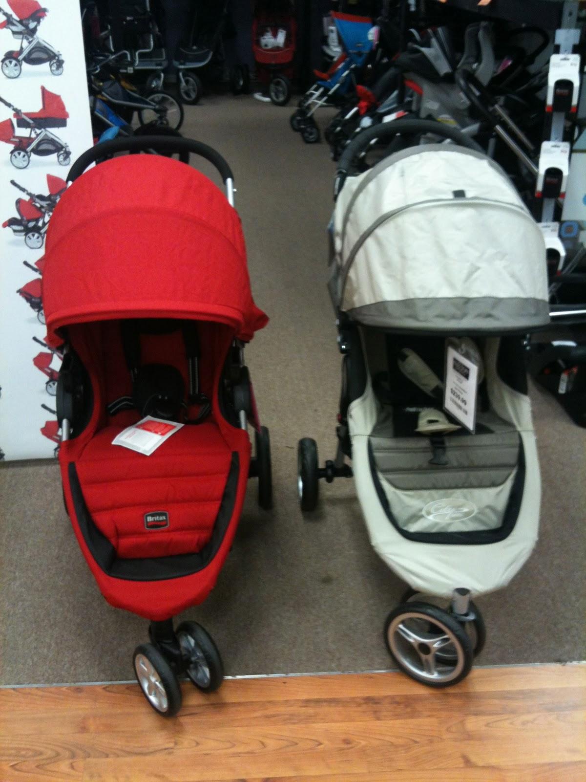 Stroller Wars B Agile Vs Baby Jogger City Mini Postcardsfromomaha Buy 2 Get 20 Chicco Moments Bath Foam Soft Cup