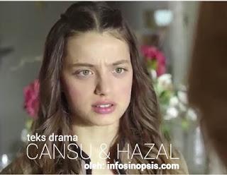Sinopsis Cansu dan Hazal Episode 20