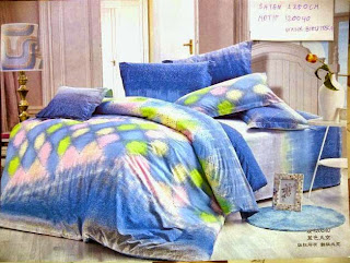 Bed cover sprei lovina