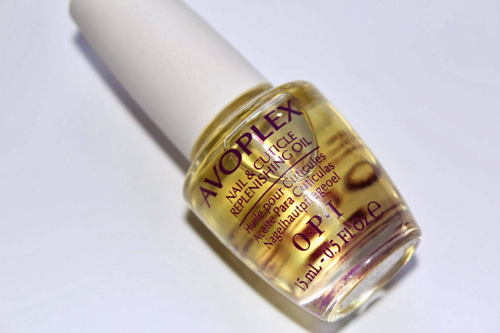NOTD- OPI Avoplex Review