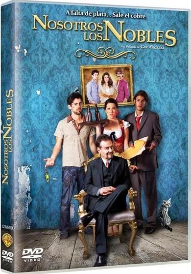 Nosotros Los Nobles (2013) DVDRip Latino Comedia