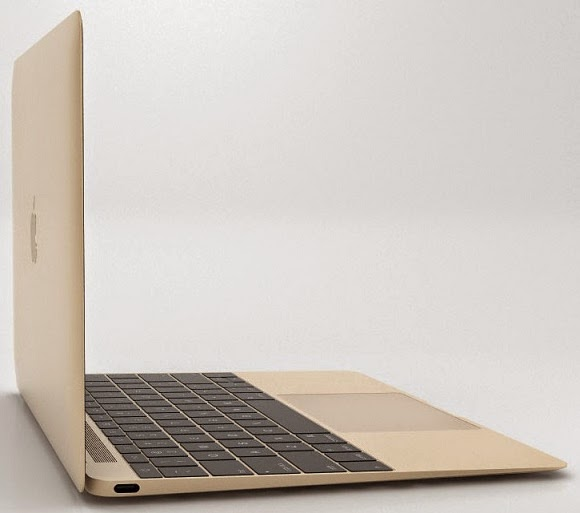 Apple Notebook 2015 Apple Macbook 2015 Gold