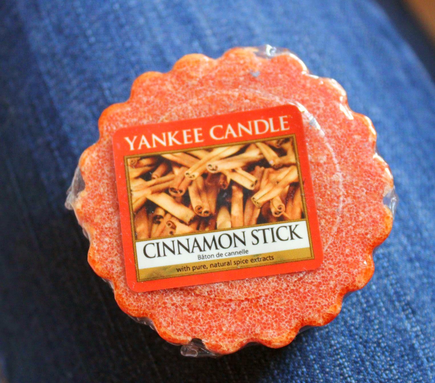 Yankee Candle *Cinnamon Stick*