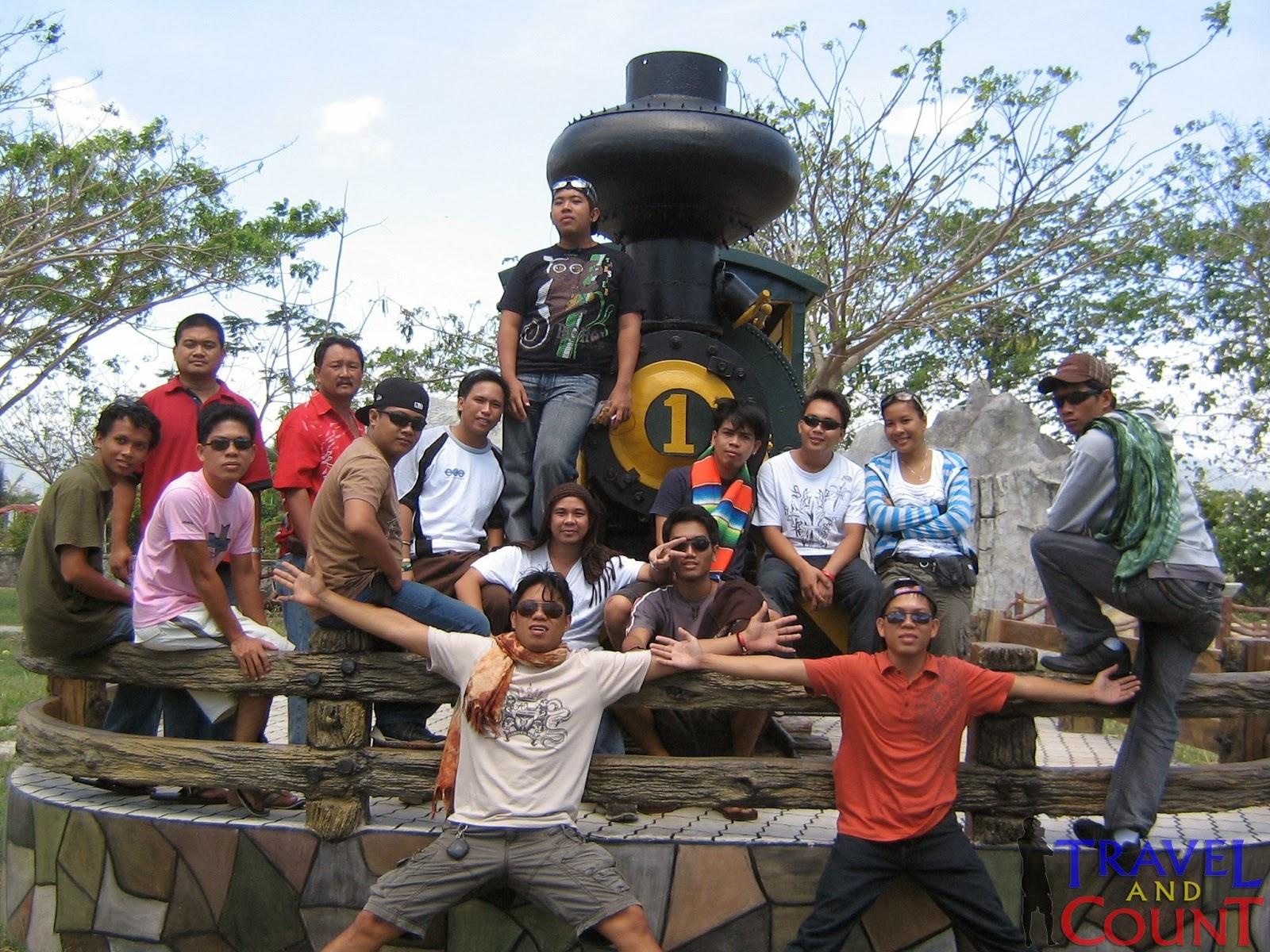 San Carlos Train in Negros