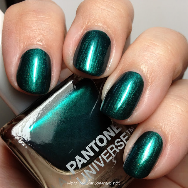 SEPHORA+PANTONE UNIVERSE Jewel Lacquer in Evergreen