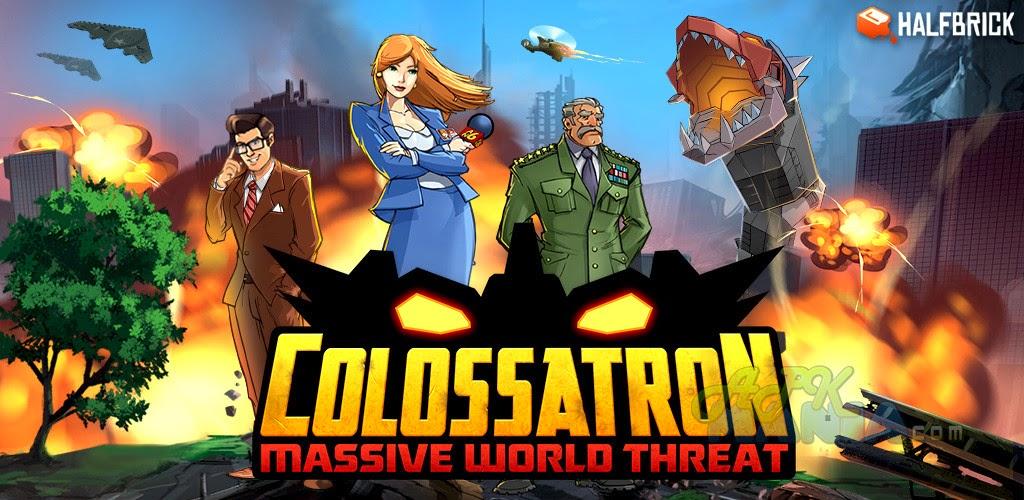 Colossatron v1.0.5   JUEGO NUEVO [APK | Android] (Descargar Gratis)