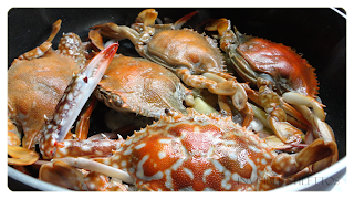 Crab in Coconut Milk