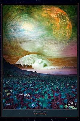 Эд Юницкий - постер конкурса Метафорическая деформация