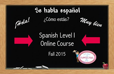 Online Spanish Level 1 Course