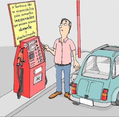preços dos combustíveis em Portugal , gasolina , gasoleo