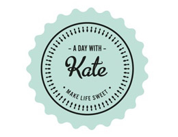 SPONSOR A DAY WITH KATE