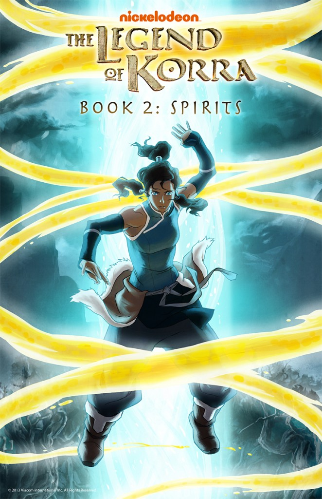 Legend Of Korra Book 2: Spirits Poster