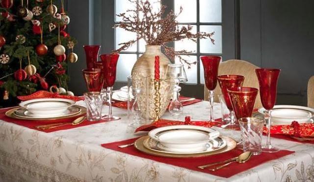 Boże Narodzenie Jak Udekorować Wigilijny Stół Calypso