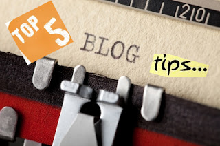 Top 5 Tips For Successful Blogging