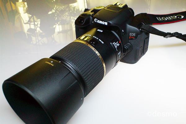 Canon EOS Kiss X6i