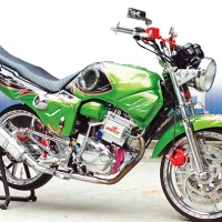Honda Tiger '01 : Beatiful Bike