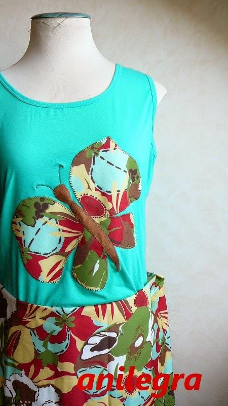 e0e38a848a7df Anilegra moda para muñecas  Personalizar camisetas para una clienta ...