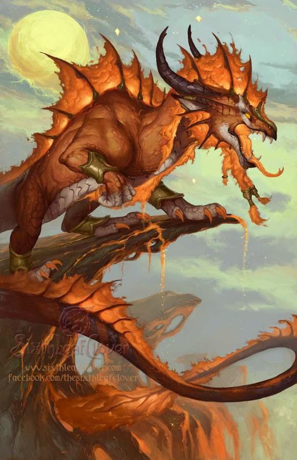Zodiaco Dragon Signo Leo