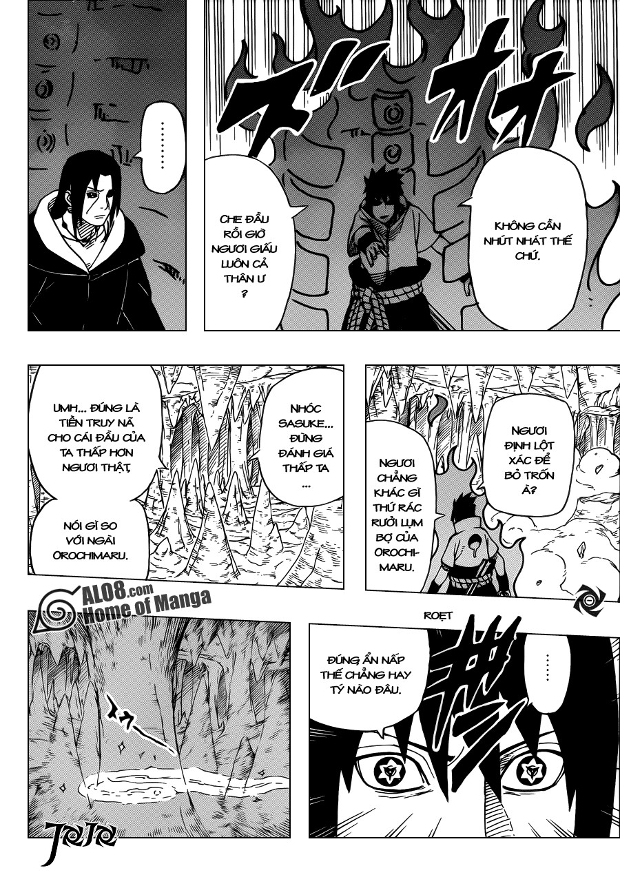 Naruto chap 579 Trang 9 - Mangak.info