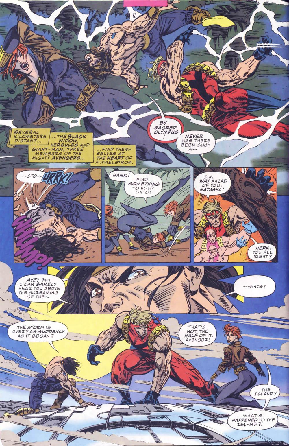 Captain America (1968) Issue #441b #395 - English 4