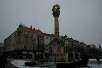 Szentháromság-téri Szombathely Hungary