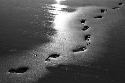 Ayak Sesleri - Ayak Izleri
