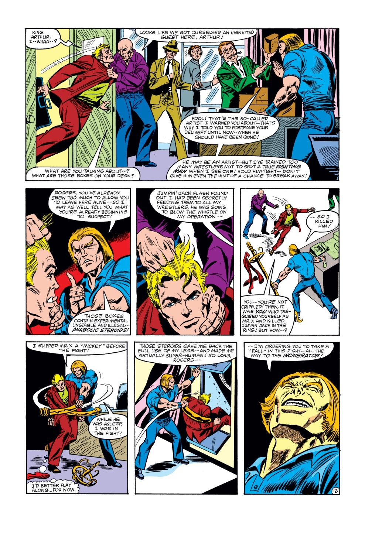Captain America (1968) Issue #271 #187 - English 19