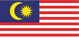 Malaysia flag Logo Vector