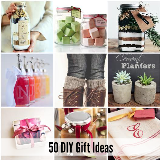 50 Of The Best Diy Gift Ideas Diy Craft Projects