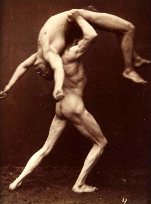 hot older male nudes