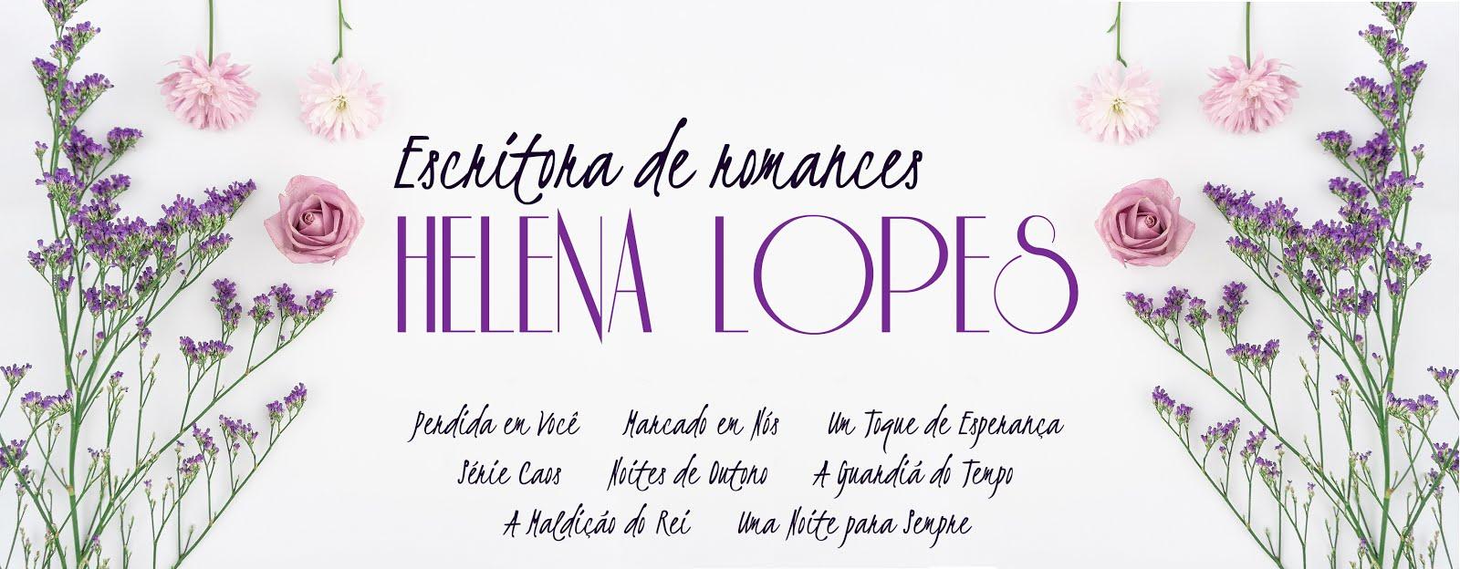Escritora Helena Lopes